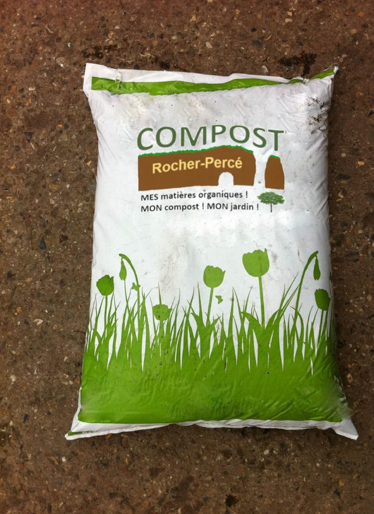 Points de vente du compost